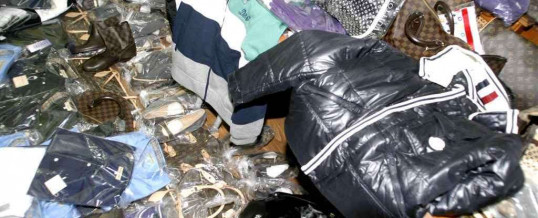Contraffazione, tre giovani su quattro acquistano 'falsi'