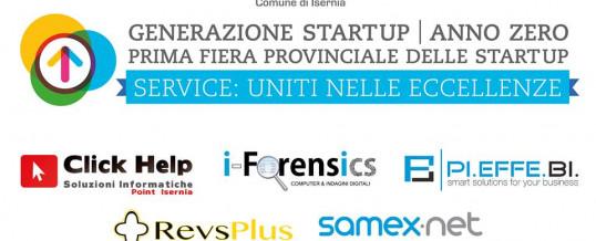 La PI.EFFE.BI. partecipa alla 1° Fiera Provinciale delle Start Up