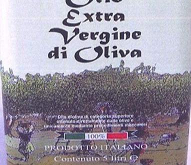 Olio Puglia