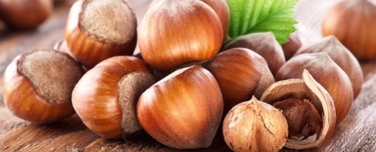 Hazelnuts are at risk counterfeiting