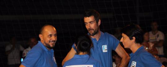 PI.EFFE.BI. sponsored team of Beach Volleyball