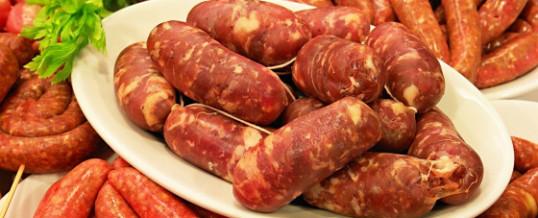 (Italiano) Richiamate Salsicce per presenza Salmonella