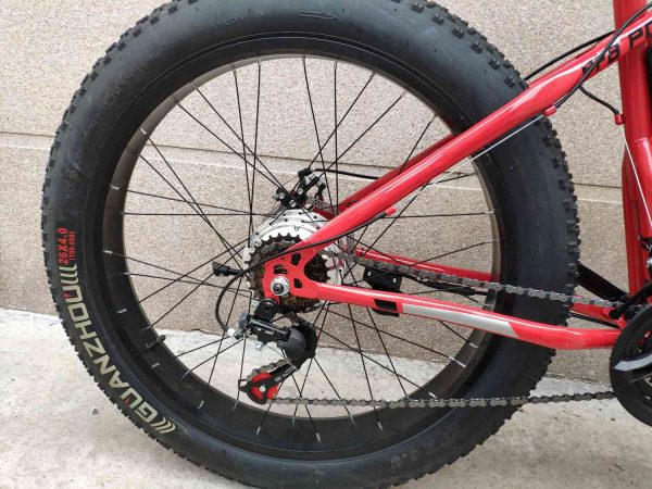 Manutenzione trasmissione e-bici